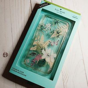 Kate Spade Jeweled Botanical iPhone XR Case